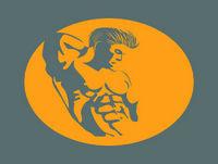 Pascal Su - vom American Football, über Bodybuilding zum Powerlifting