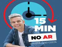 Otaviano Costa mostra a solidariedade de famosos internacionais e ainda tem a divertida participação dos ouvintes