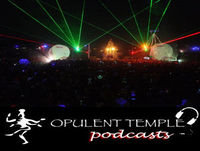 Opulent Temple Podcast #125 - Billy Seal - Live @ OT Sacred Dance Burning Man 2017