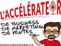 Faire confiance à la vie en entreprenariat avec notre invité Dominic Sicotte | L'Accélérateur #011
