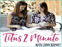 TTM #18: Homemaking & Morning Sickness - How to manage your home while pregnant with Amy Roberts