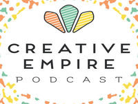Episode 136: How To Continue Momentum In Your Business, with Ashleigh Blatt - Creative Empire Podcast