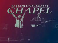 Taylor University Chapel - 10-18-17 - Rev. Steve Poe