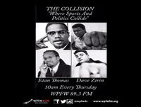 The Collision: Sports and Politics - Thu, 22 Mar 2018 10:00:00 -0400