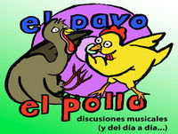 The Creedence Clearwater Revival, Reverendo Pollo, Pollino y el Pavo Irreal