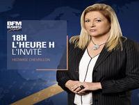 BFM : 11/12 - 18h, l'heure H : L'interview de Jean Jouzel et Patrick Artus