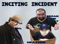 Inciting Incident #89 - Charone Frankel, Habeas Humor