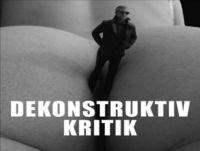 Aron Flam 's DEKONSTRUKTIV KRITIK möter Jonathan Lundqvist