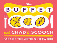 The Buffet with Chad and Scooch, Episode 8 - NFL Week 12