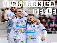 """Vi är tråkiga Gefle #14: Tomas Axlund vill slå publikrekord. Hanna Sundin om fansens betydelse. Jocke Carlson: """"..."""