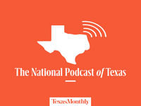 National Podcast of Texas: Lawrence Wright Loves Texas, But Not Unconditionally