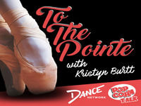 Lacey Schwimmer – To The Pointe with Kristyn Burtt