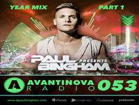 Paul Bingham - Avantinova Radio 061 - So Sick! OUT NOW [Beatport Top 100]
