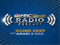 PODCAST: Going Deep with Amani and Dan 03-24-17