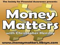 Money Matters Episode 198 - Houston Money Week W/ Bennette Davis