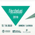 El Tambor Amarillo de RNE conoce un poco más mejor el Festival Fárdelej de Arnedo en La Rioja
