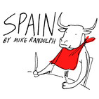 Spain By Mike Randolph