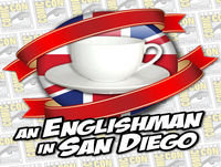 Talkin' Comic-Con: A Cup O' Tea with An Englishman In San Diego s04e45 (25th June 2017)