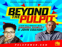 Welcome to Beyond the Pulpit!