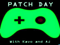 Patch Day 16: Kavo Isn't Allowed To Suggest A Topic