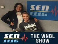 Sandy Brondello on The WNBL Show
