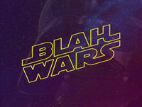 Blah Wars #36: Poster Controversy