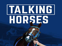 Talking Horses - Katie Thompson 14/1