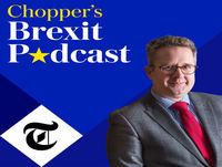 Episode 25: '95% chance of No Deal' says former Minister for Europe