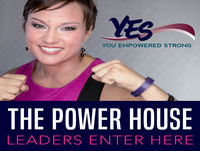 Knowing That You Are Your Only Limit with Kristin Andree | The Power House 013
