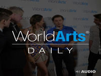 John Finch performs 'Bridge to Your Heart' on the WorldArts Stage