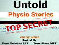 Untold Physio Stories (S5E8): A Team That Screens Together with Colin Rust