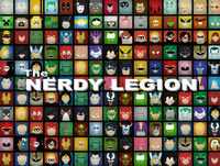 Nerdy Legion Ep 91: The Ominous Doctor Bananas