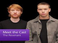 The Revenant: Meet the Cast