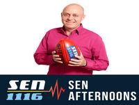 Nick Dal Santo on Afternoons - Wednesday 21st March