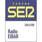 Dalibor Cutura, excapitán del Arrate, en Radio Eibar