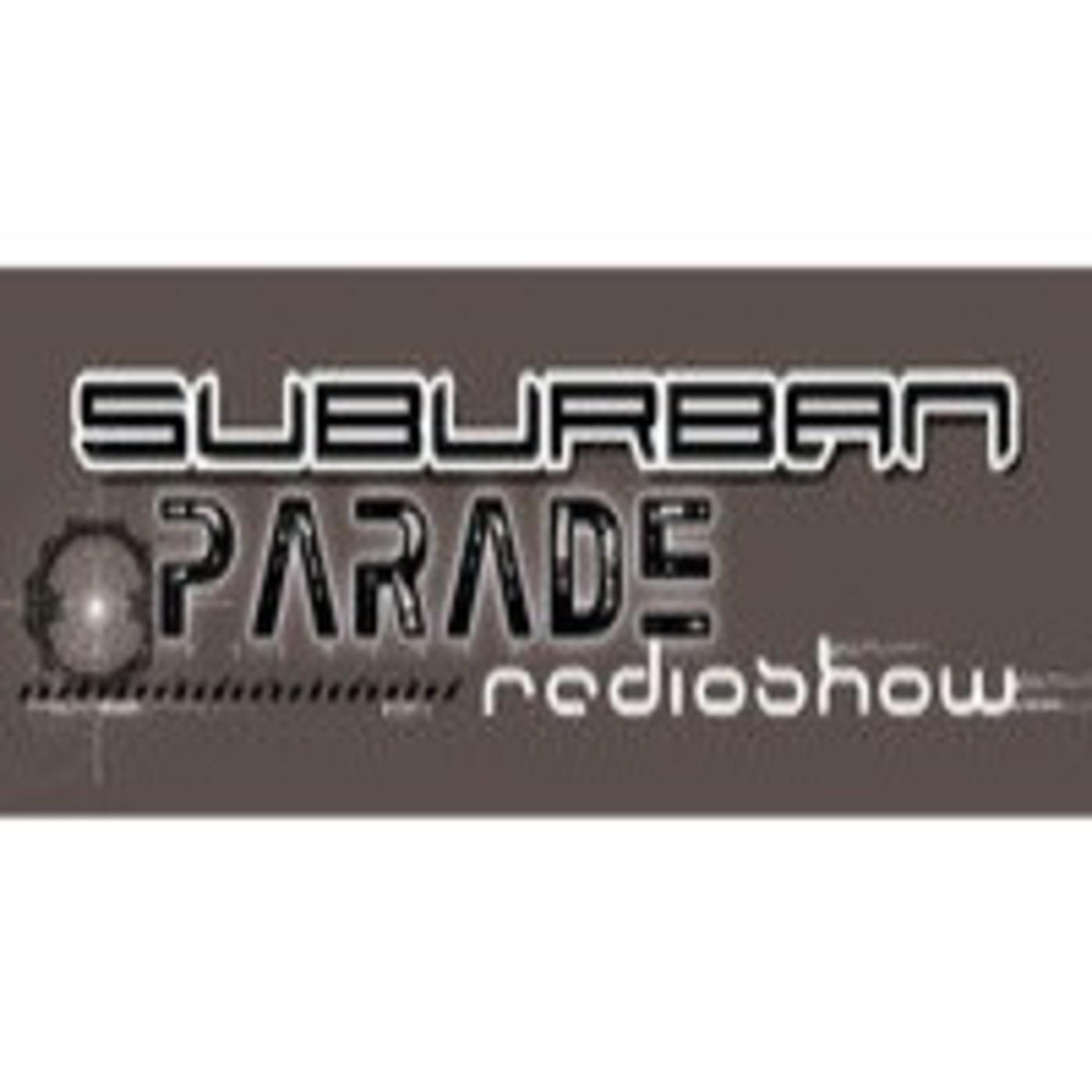<![CDATA[SuburbanParade RadioShow]]>