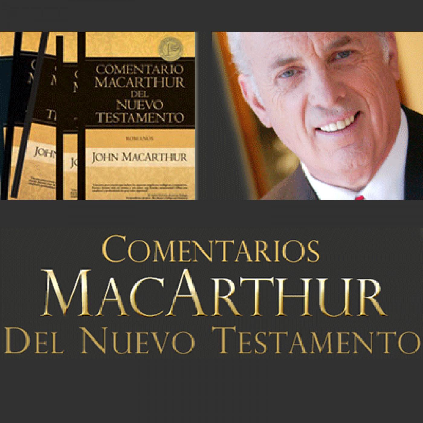 <![CDATA[Comentarios Macarthur del Nuevo Testamento]]>