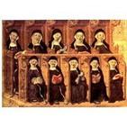 Hildegard Von Bingen 11000 Virgenes,Canto a St Ursula