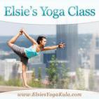 Elsie's Yoga Class l Inspiration l Alignment l Con