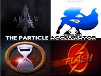 EPISODE 19 technical difficulties comics and arrowverse