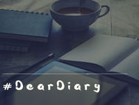 Hear the woman behind the voice and story of #DearDiary