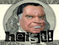 Heist Podcast - Episode 4 - The Guy Fieri Bandit