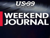 "US99.5's Weekend Journal: PAWS / LITERACY ALLIANCE / ""WE BELIEVE YOU"" - BOOK (06/25/2017)"