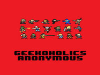 Geekoholics Anonymous Podcast - Episode 132