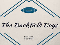 Backfield Boys on Tour beim RANDBREITEN Verlag
