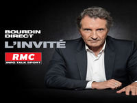 RMC : 22/02 - L'invité de Bourdin Direct : Christophe Castaner