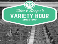 Titus and Sergio's Variety Hour: Greene, Rance and the Footy Show