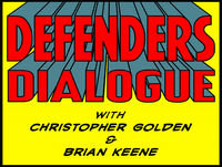 Defenders Dialogue Issue #025
