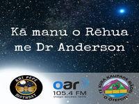 K? manu o R?hua me Dr Anderson - 27-06-2017 - Ka whakamatau - Experiments