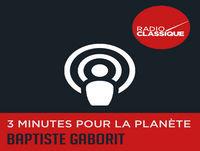 3 minutes pour la planète du 13/10/2017 06h39